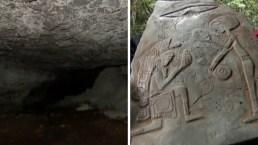 México: misteriosa cueva revelaría contacto entre humanos y extraterrestres