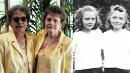 Unas gemelas tan unidas que murieron el mismo día