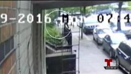 Joven mexicano golpeado salvajemente en robo en El Bronx