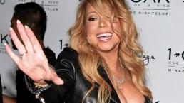 Mariah Carey asiste sin pantalones a club