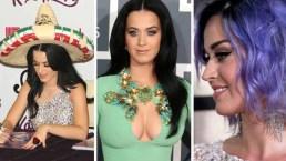 La sexy Katy Perry cumple 32 años