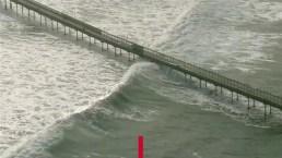Reinaguran muelle de Ocean Beach