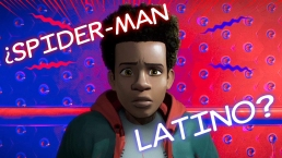 ¿Conoces a Miles Morales, el Spider-man latino?