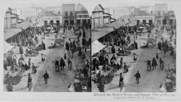 Fotos: así estaba México hace 100 años