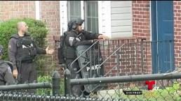 Mujer resulta herida tras ser apuñalada por esposo en NJ