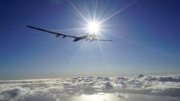El increíble vuelo del avión solar