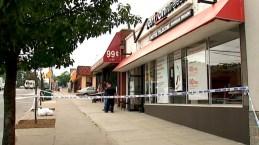 Investigan robo de caja fuerte en tienda Verizon