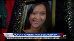Buscan a joven hispana desparecida en Yonkers