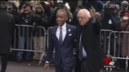 Video: Visita de Bernie Sanders a Nueva York