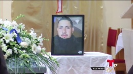 Le dan último adiós a hombre hispano tras accidente de trabajo