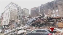 Video: 5 personas reciben cargos por explosión en East Village