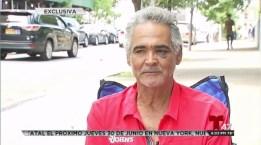 Abuelo hispano denuncia presunto abuso policial