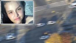 Niña de 13 años muere atropellada camino a la escuela