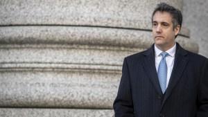 Cohen pospuso comparecencia y ahora lo citan a declarar