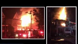 30 bomberos responden a incendio en casa de Connecticut