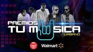 EN VIVO: Premios Tu Música Urbano y Backstage