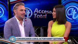 Actor Harry Geither nos habla de su cortometraje