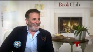 """Andy Garcia se une a un """"Book Club"""""""