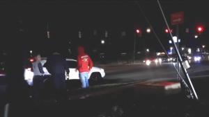 Arrestan a 48 personas por carreras clandestinas