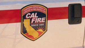 Bomberos combaten incendio cerca de SR 79