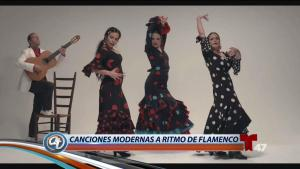 Canciones modernas a ritmos de flamenco