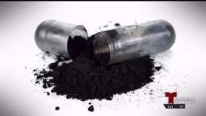 Carbón activado en productos de belleza