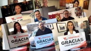 Casos resueltos por Telemundo 47 Responde 2017