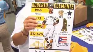 Celebran legado de Roberto Clemente en Hartford