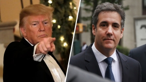 """Trump insulta a su exabogado en Twitter y le dice """"rata"""""""