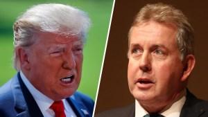 """Embajador habría llamado """"inepto"""" al gobierno de Trump"""