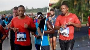 """Me encanta Cuba"", clama Will Smith al arrancar maratón"