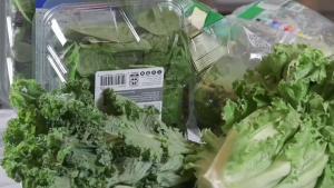Cómo protegerte de listeria en ensaladas