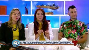 Detalles del Festival Independencia Orgullo Colombiano