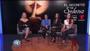 El Secreto de Selena llega a Telemundo