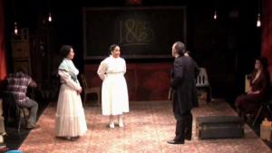 Goza de la obra teatral En el Nombre de Salomé