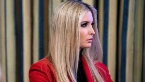 Trump habría presionado por permiso para Ivanka