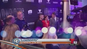 """Eva Longoria habla de """"Lowriders"""""""