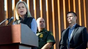 Indignan expresiones de secretaria de Seguridad Nacional