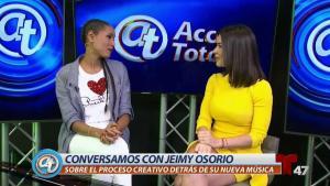 La actriz Jeimy Osorio lanza nueva música