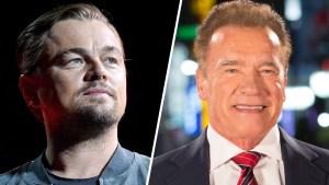 DiCaprio y Schwarzenegger lanzan plan por el ambiente