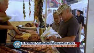 Little Italy celebra popular festival con mucho sabor