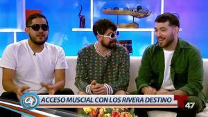 Los Rivera Destino nos hablan de su nueva música