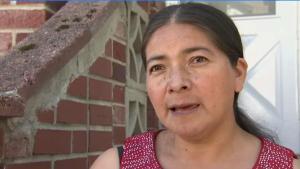 Madre guatemalteca implora que liberen a su esposo