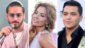 """Maluma, Trevi y Nodal se sinceran en """"Detrás de la fama"""""""