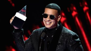 Daddy Yankee, el más escuchado en Spotify