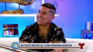 Osmani Garcia nos habla de su nuevo sencillo