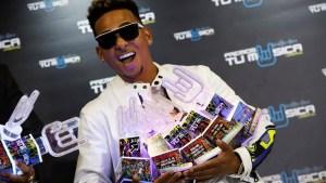 Ozuna domina los Premios Tu Música Urbano