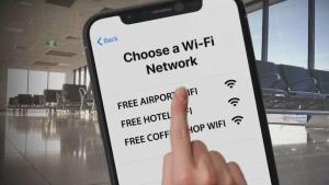 Peligros de conectarse a internet en aeropuertos