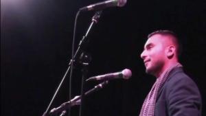 Poeta salvadoreño triunfa a pesar de los obstáculos
