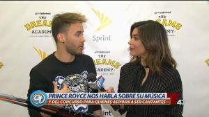 Prince Royce lanza iniciativa para aspirantes a la música